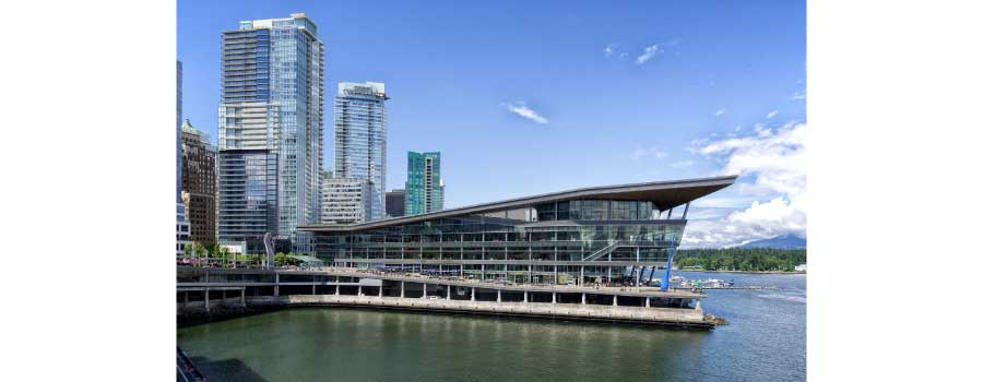 Hard-Cem Vancouver Convention Centre Project